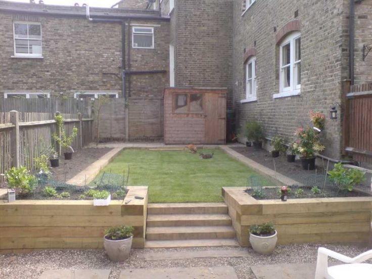 find this pin and more on garden landscaping by baybeeuk raised bed projects with railway sleepers