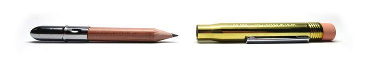 Brass Bullet Pencil Holder | CW Pencil Enterprise