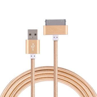 รีวิว สินค้า Original 1m USB Metal Nylon Braided Sync Data Charging Charger Cable for iphone 4 4s iPad 2 3 iPod - intl ☏ แนะนำ Original 1m USB Metal Nylon Braided Sync Data Charging Charger Cable for iphone 4 4s iPad 2 3 iPod - ส่วนลด | partnershipOriginal 1m USB Metal Nylon Braided Sync Data Charging Charger Cable for iphone 4 4s iPad 2 3 iPod - intl  ข้อมูลเพิ่มเติม : http://product.animechat.us/yHlb6    คุณกำลังต้องการ Original 1m USB Metal Nylon Braided Sync Data Charging Charger Cable…
