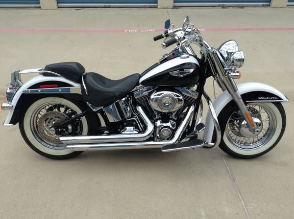 2007 Harley Davidson Softail Deluxe