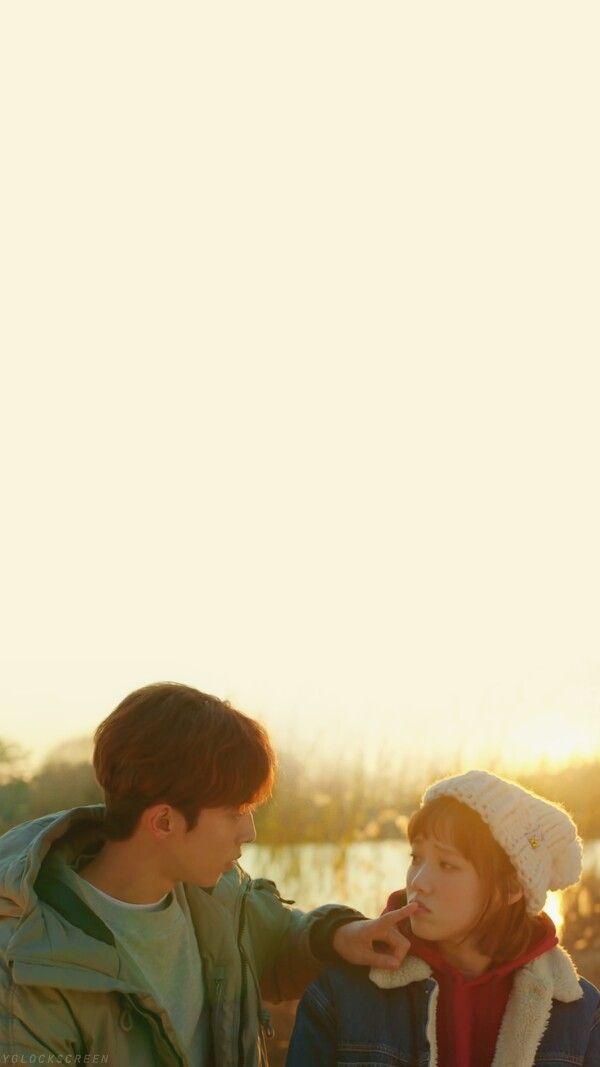 Nam Joo Hyuk x Lee Sung Kyung wallpaper