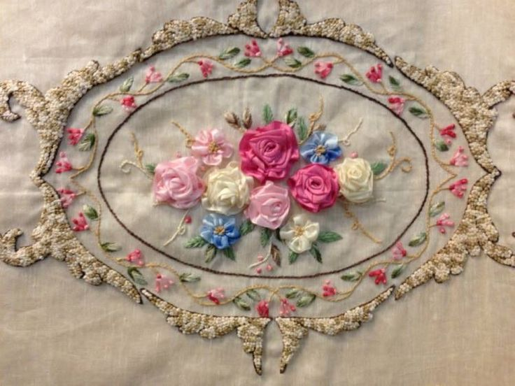 EMBROIDERY RIBBON..............PC