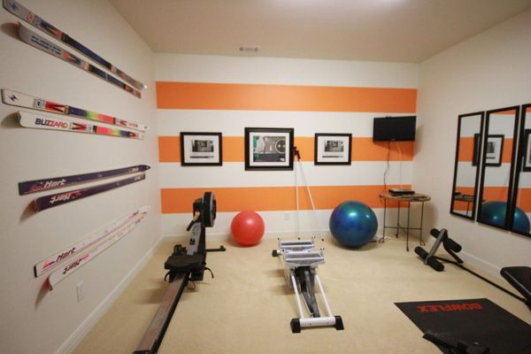 basement gym  images Basement Gym on Behance basement gym