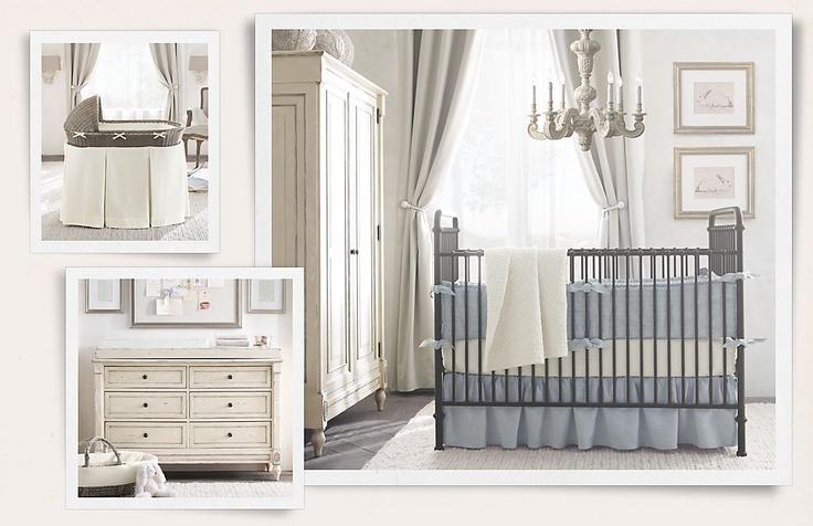 Baby Boy Room   Restoration Hardware Baby & Child