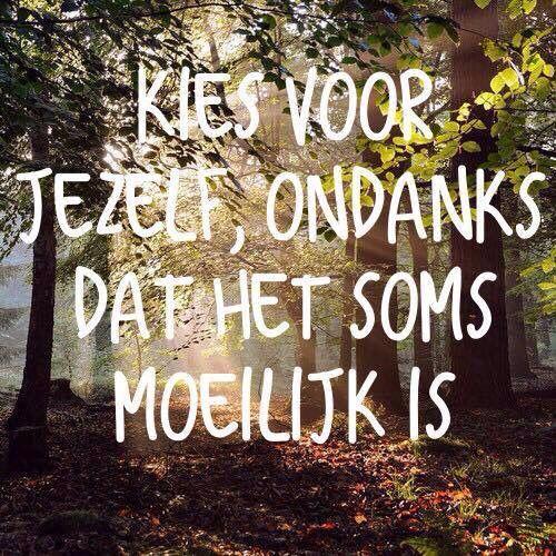 Mijn basismoraal: kiezen voor jezelf, ondanks dat het soms moeilijk is.    Morgen de nieuwe week!  Heel veel succes en zet door!!  www.sonjabakker.nl