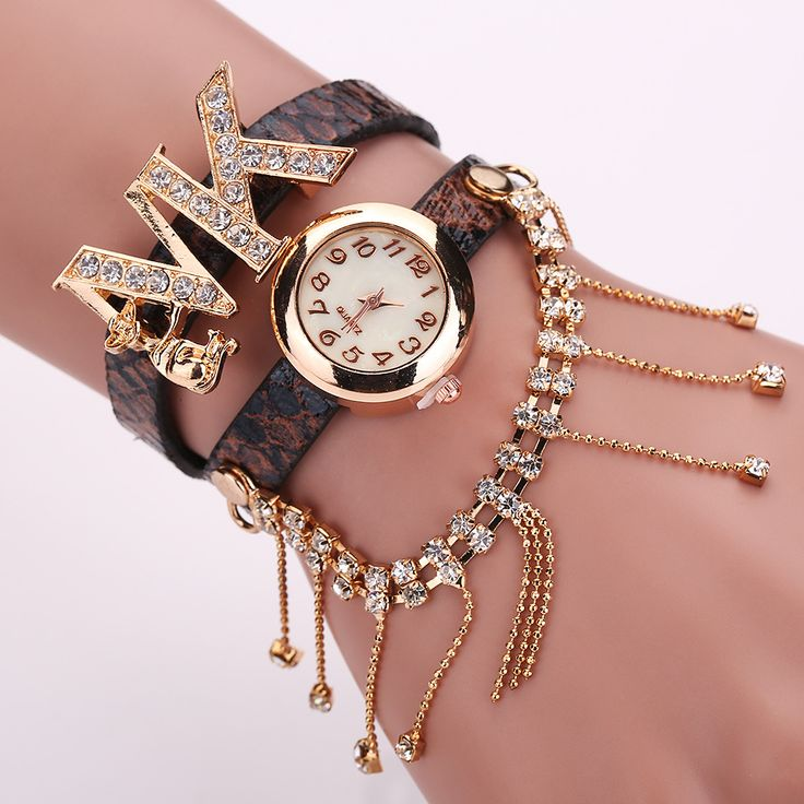 Free shipping 2016 new Women's Elegant style top brand luxury Quartz Dress Watch Bracelet Ladies watch relojes mujer women watch
