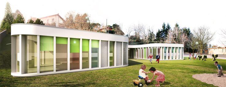 OPERASTUDIO - Competition - Nursery school #lecco #italy #view #children