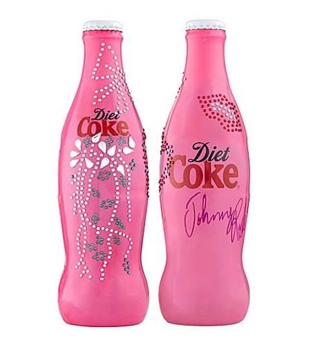 Johnny Roquet Limited Editon Diet Coke