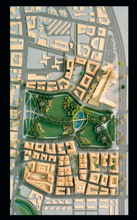 urban design by Leon Krier