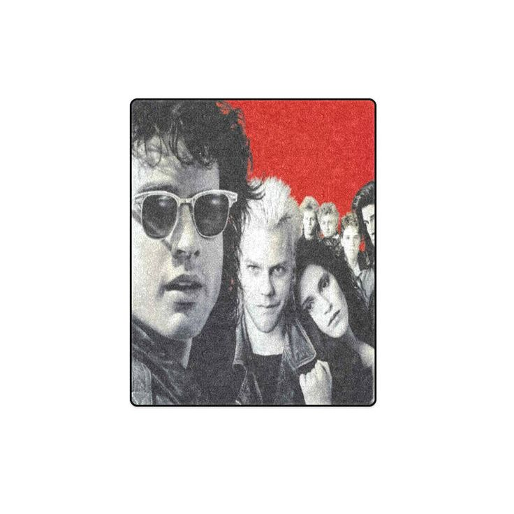 The lost Boys Fleece Blanket. by bloodybritishclobber on Etsy