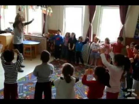 Etkileşim ve Algı Hızı Çalışması - Akıllı Aynalar Dansı - YouTube