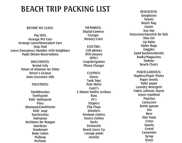 Sippycups ARE For Chardonnay Beach Packing List Will Need Some Of That Next Summers Family Vacation