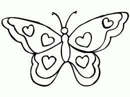 vlinder sjabloon - Google zoeken