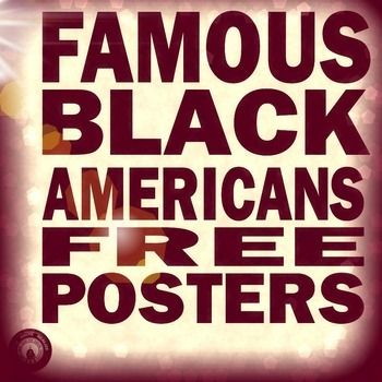 black history famous african americans in history powerpoint or
