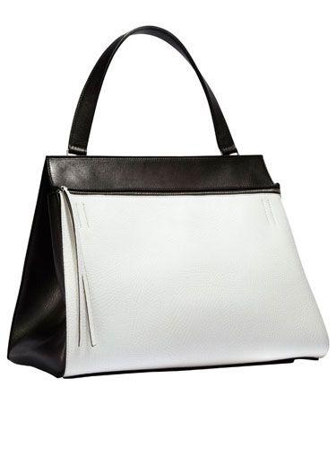 The Bazaar: Graphic Content - Celine bag