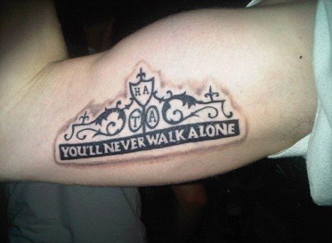 YNWATattoo Ideas, Lfc Tattoo