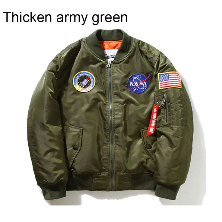 Nasa bomber Jacket, Kanye West jacket