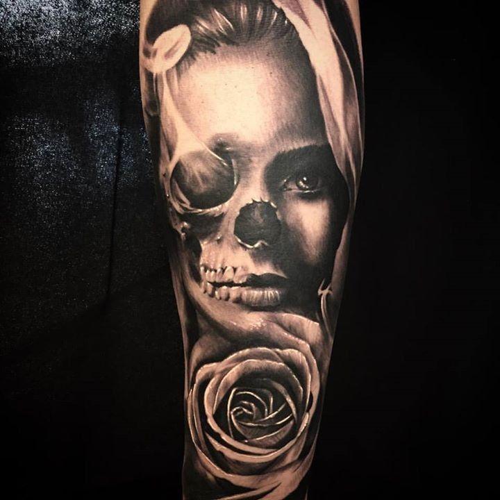 Realism Tattoo by @jondavistattoo from Vessel Tattoo Company ...