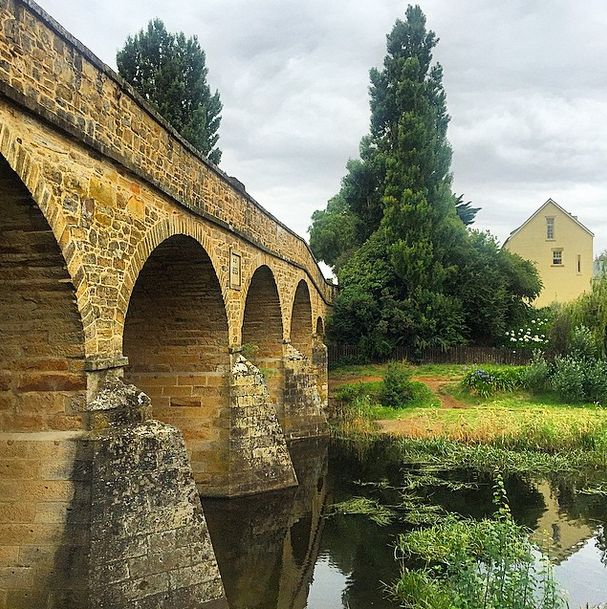 A nice little pitstop just outside of Hobart is one of Tasmania's most quaint and charming towns; Richmond. Be sure to stop for some scones in one of the many cafes and walk it off with a wander along Australia's oldest bridge; Richmond Bridge.
