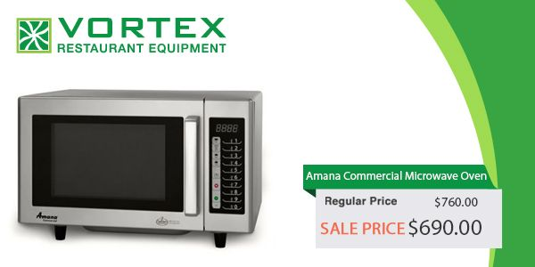 Amana Rcs10ts Digital Control Moderate Duty Commercial