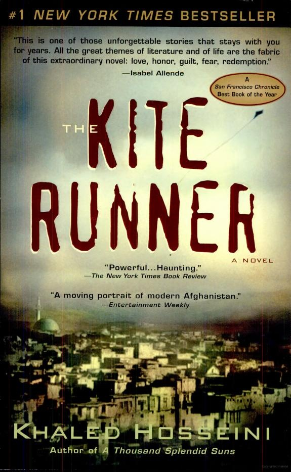 kite runner essay 3 essay Literature and language essay: the kite runner (a story of friendship and treachery between a father and son).