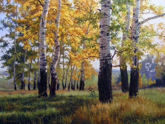 Фотоальбом Осенний пейзаж. группы живопись сборник(любимые картины) в Одноклассниках
