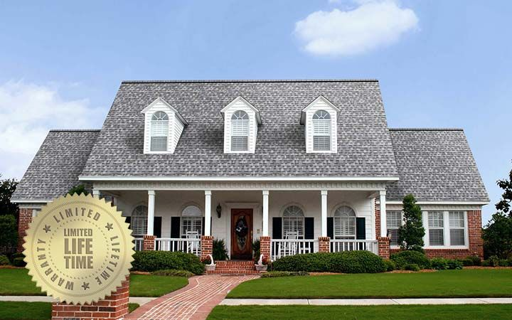 Image Result For Pictures Of Houses With White Roof Shingles Architectural Shingles Roof Shingle Colors Roof Architecture