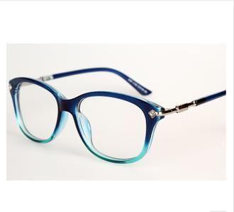 awesome 2014 Korea Style Oculos Feminino Grau Basic Reflection Eyeglasses Body Ladies Obvious Zoom lens Eyeglasses Anti-Radiation Armacao De Oculos8087