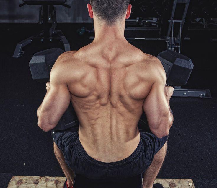 The No-Frills Shoulder Workout