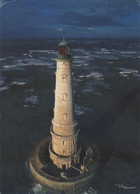 Cordouan Lighthouse, Royan, France.