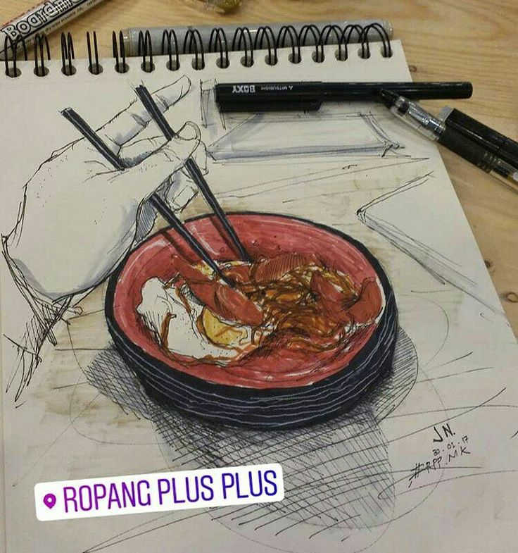 #sketch #lifesketch #ropangplusplus #jurnal #sketchbook