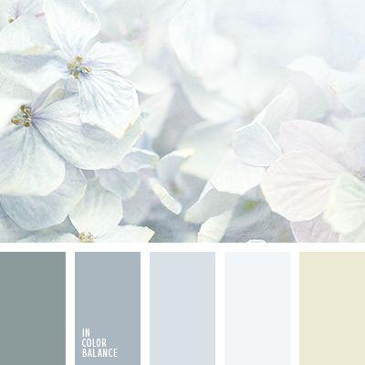 """бежевый, кремовый бежевый, оттенки коричневого, оттенки серого, почти белый, розовато-бежевый, светло-коричневый, свинцовый, серебристый, серый, серый цвет, стальной, цвет """"нуд""""."""
