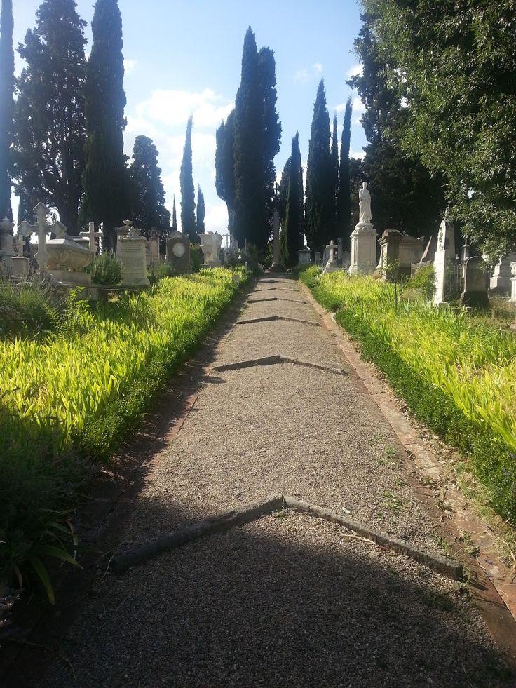 """Descubre la Toscana: Cementerio de los Ingleses (""""Cimitero degli Ingles..."""