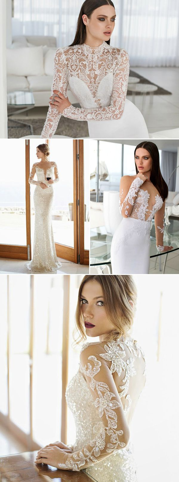 Sexiest Collection Ever! Top 10 Israeli Wedding Dress Designers We Love!