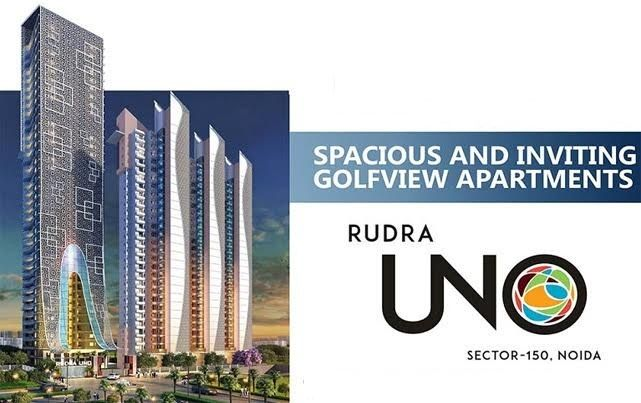 RUDRA UNO Size : 1600 Sq.Ft. - 3900 Sq.Ft Builder : RUDRA GROUP Address : Sector 150, Noida