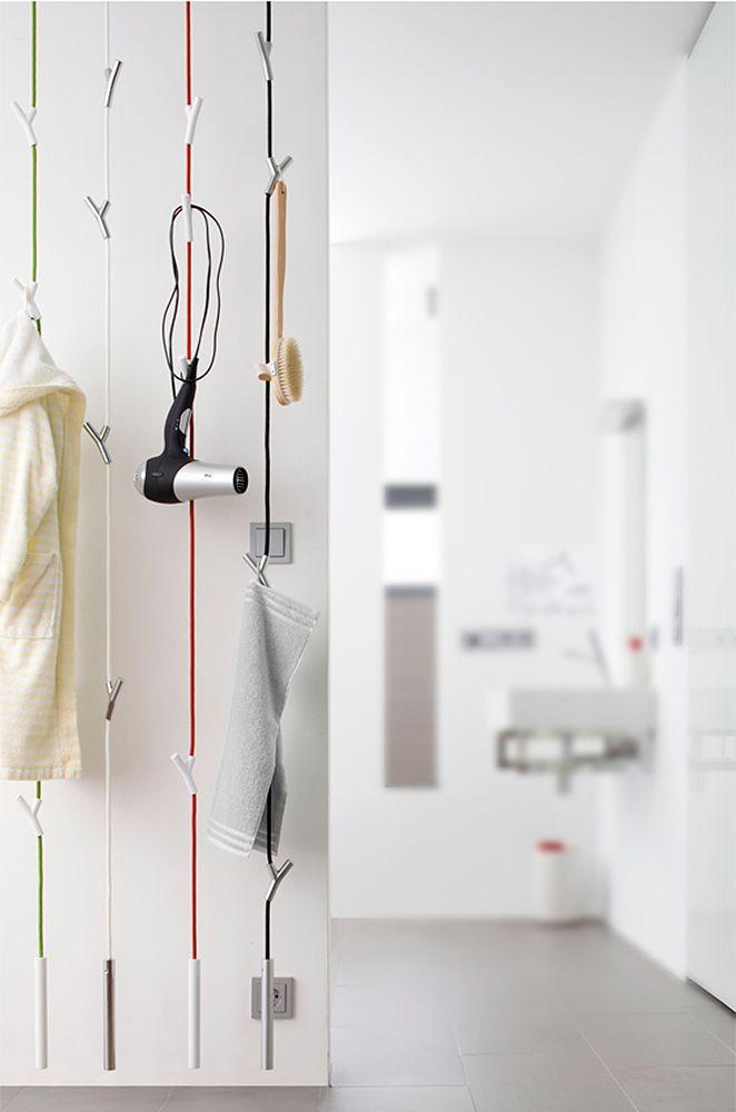 17 best images about bienvenido a casa on pinterest for Perchero electrico para bano