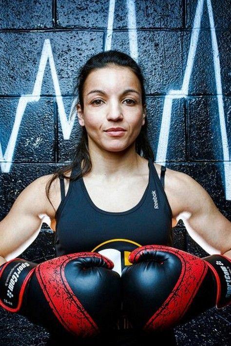 Sarah Ourahmoune - Boxe - France - JO 2016 - Bruno Levy