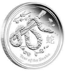 Silver Investment News: 2013 Lunar Year of the Snake Bullion Gold and Silver Coins HTTP://Goldandsilversecrets.com