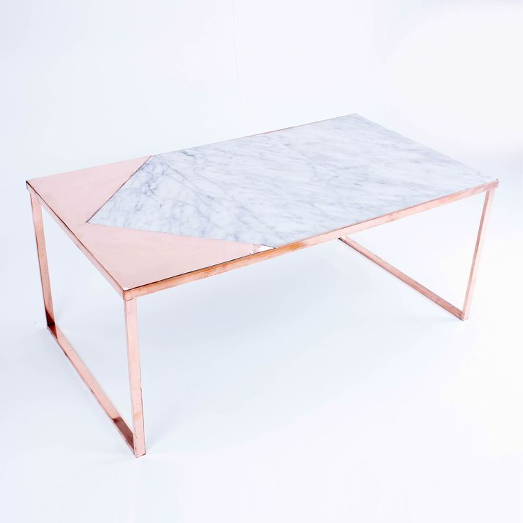 Marble Coffee Table With Copper Legs: 20 Best 2014 Metal Works Images On Pinterest