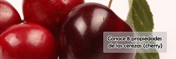 Conoce 8 propiedades de las cerezas (cherry) « Remediosnatural.com