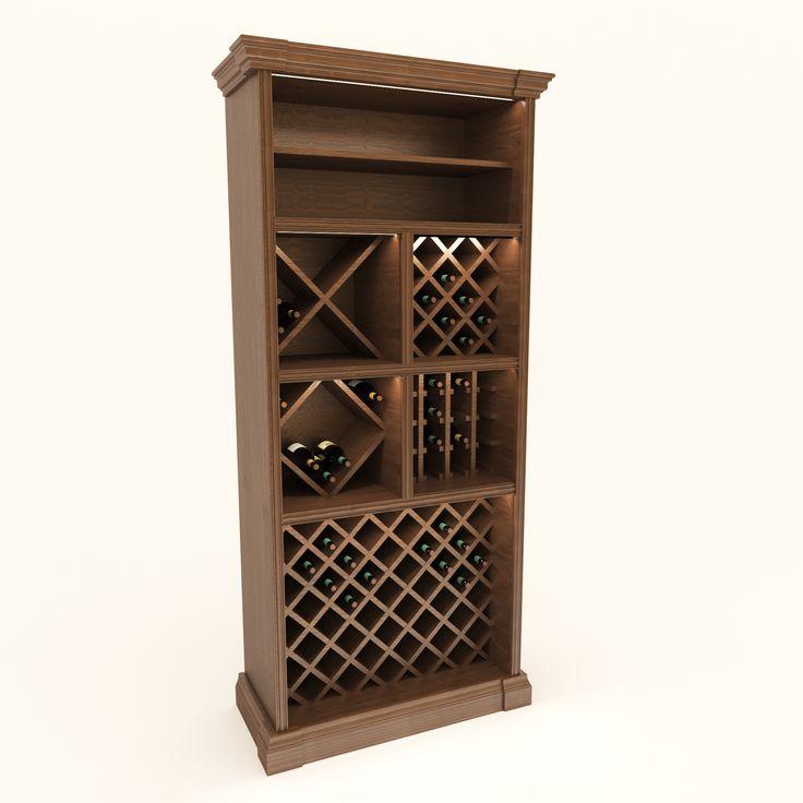 Купить барный шкаф для хранения вина, которое поднимает настроение.
