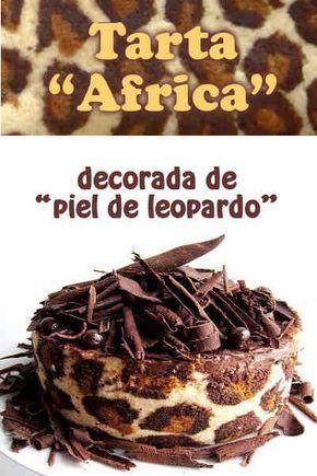 Cómo hacerlo paso a paso. #tarta #africa #receta