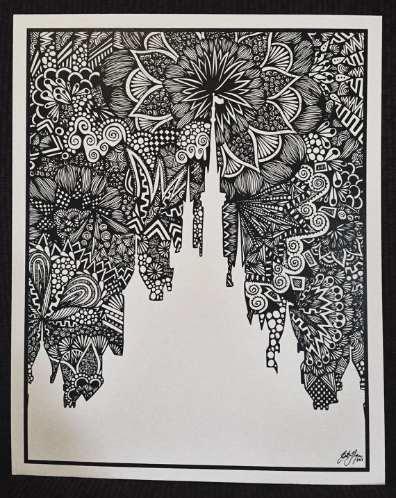 381 Best Zentangle Insperation Images On Pinterest