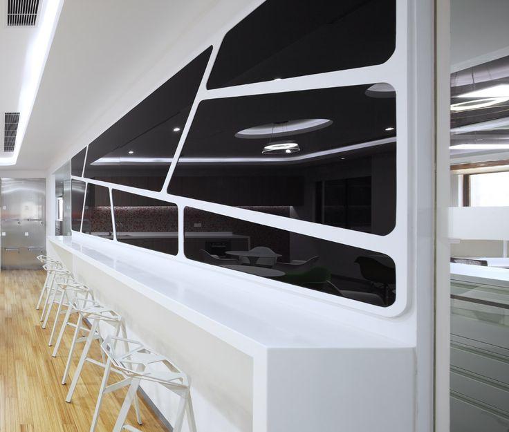 HPI / Unilever   Shanghai LK3 Office Design