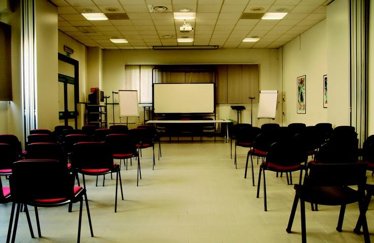 Il Centro Congressi Enaip FVG di Pasian di Prato (Udine) - Sala piccola