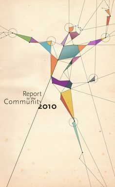 relatórios anuais / annual reports on Pinterest