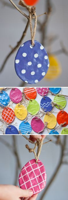 Voll+gemütlich:+Basteln+mit+Kindern!+10+einfache+Bastelideen+für+Ostern!