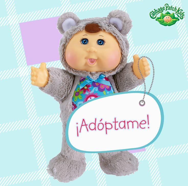 ¡Adóptame! #cabbagepatch #cabbagepatchkids #sketchers #muñeca #niñas #abrazo #palaciodehierro #liverpool #comercialmexicana #walmart #soriana #sears #chedraui #coppel #juguetron #HEB #kids
