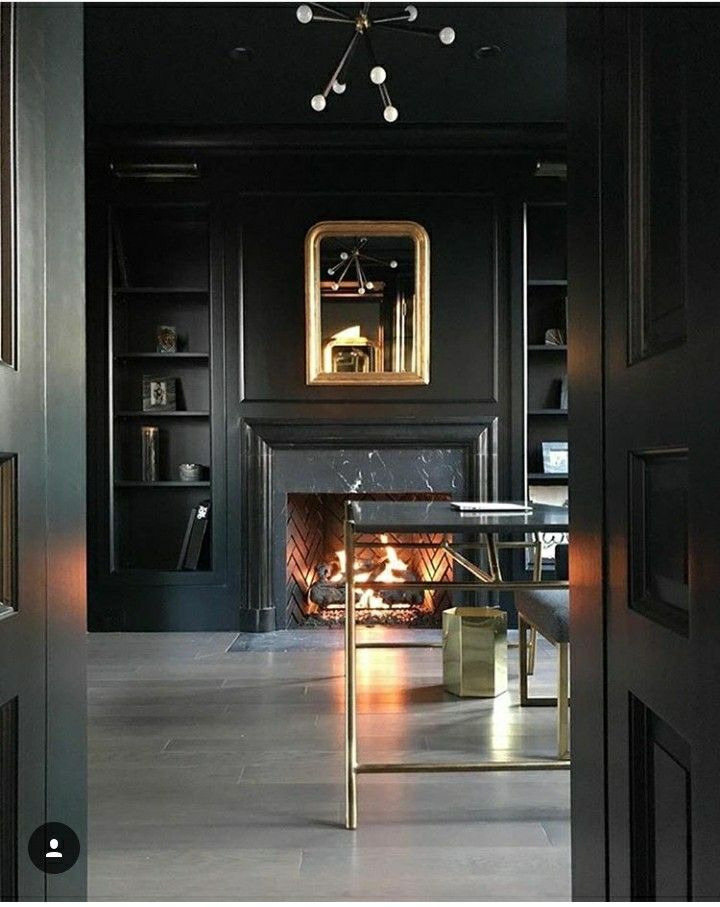 Pin By Monica Mitchell On Dark And Beautiful Black Interior