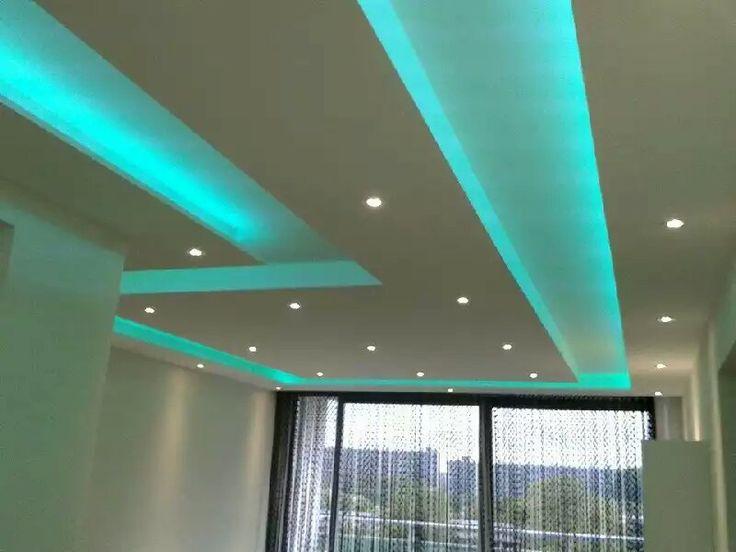Verlaagd plafond led verlichting
